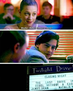 Jughead and Betty | Bughead | Riverdale | Tumblr