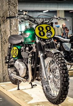 Check out just a few of my favourite builds - unique scrambler bikes like Triumph Scrambler Custom, Scrambler Motorcycle, Motorcycle Garage, Motorcycle Art, Cool Motorcycles, Motorcycle Design, Triumph Motorcycles, Vintage Motorcycles, Tw Yamaha