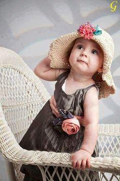 Roztomilé dítě Obrázky-Cap Babies Images