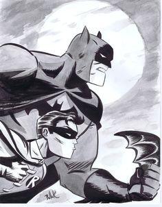 Philly Con 2011 BatMan+Robin 2 by DaveBullock.deviantart.com on @deviantART