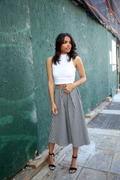 The Fashion Philosophy   Brooklyn Personal Style Blog by Erica Lavelanet: Full Skirts