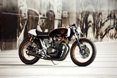 Andres Cb500t cafe racer