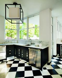 Eric Cohler Design: Goodyear Interior Design Project #kitchen #ericcohler #design #goodyear Eric Cohler Lighting Collection for @circalighting - Cadged Lantern  Website: http://ericcohler.com