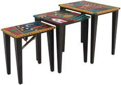 Nesting Tables, Sticks.com