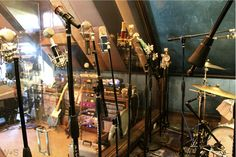 House of Rock--recording studio