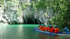 Palawan Underground River Philippines Palawan, More Fun, Eco Friendly, Places To Go, Scenery, Tours, River, Nature, Destinations