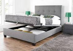 designer ottoman bed frames uk