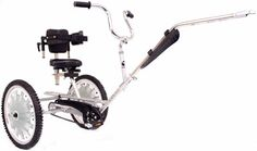 I will be getting this once the kiddos have outgrown the bike trailer!! Tricycle Trailer Hitch Combo | Adaptive Tricycles | e-Special Needs