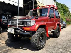 Land Cruiser 70 Series, Honda 125, Toyota Land Cruiser Prado, Cool Trucks, Offroad, Monster Trucks, Jeep, Camper, Toys