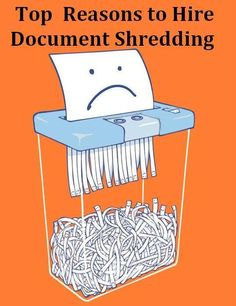 9 Reasons for Document Shredding in Dubai