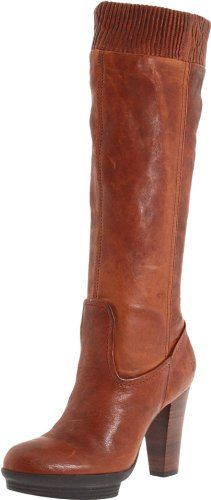 (Limited Supply) Click Image Above: Frye Women's Mimi Scrunch Knee-high Boot