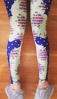 The limited edition Nike Pro Floral Bazaar tights found in the studio. #limitededition #training #exclusive #nike