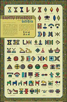 Bantu Symbols of South Africa. If you are outside of a real world culture and are considering getting one its symbols as a tattoo or something. Africa Symbol, Africa Tattoos, Visit South Africa, Symbols Of Strength, Art Terms, Poster Prints, Art Prints, Symbolic Tattoos, Cool Posters