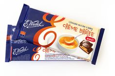 Wedel, Crème brûlée chocolate by BRAVO BODONI  www.bravobodoni.com