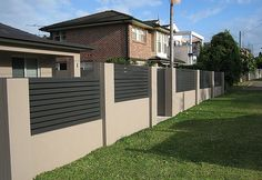 Estate Solid Wall Gallery - Belaire Fencing