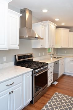 137 best white kitchen cabinetry bailey s cabinet customer kitchens rh pinterest com