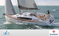 NEW 2013  Progettato per il relax ed il comfort, il Sun Odyssey 41DS regala forti emozioni in navigazione.
