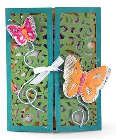 Sizzix Die Cutter Anniversary Word Thinlits fits Sizzix Big Shot Cuttlebug
