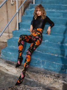Vogue Australia April 2017 Karlie Kloss by Benny Horne