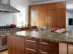 Rethinking Laminate Eco-Friendly Countertop Design from Wilsonart | Apartment Therapy