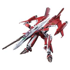 Amazon.com: DX Chogokin YF-29 Durandal Valkyrie (Saotome Alto Custom) [JAPAN]: Toys & Games