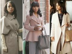 The most stylish female characters on TV right now
