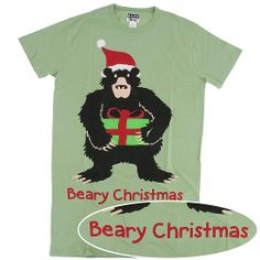 Lazy One Beary Christmas Nightshirt for Women 6ec983ea6