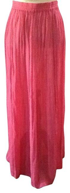 Saint Laurent Yves Long Sz S Maxi Skirt. Free shipping and guaranteed…