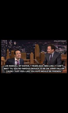 Lin on Jimmy Fallon