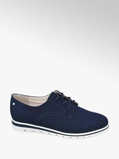 Change up from casual wear to smart-casual with these ladies navy blue lace up brogues made by Graceland. Perfect to match up with skinny jeans for city breaks Blue Lace, Navy Blue, Lace Up, Graceland, Smart Casual, Brogues, Lady, Cole Haan, Casual Wear