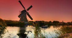 Molinos de Holanda