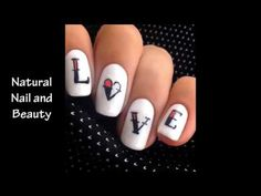 Uñas Decoradas 2016 ❤ Uñas Decoradas Paso a Paso ❤ Tendencia En Uñas 2016 #79 - YouTube Natural Nails, Youtube, Beauty, Trends, Beauty Illustration