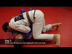 Wrist Trap Armbar | Show the ART | www.showtheart.co - YouTube