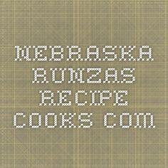 Nebraska Runzas - Recipe - Cooks.com