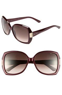 Jimmy Choo Gaby Oversized Sunglasses | Nordstrom