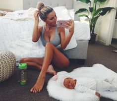 Hannah Polites.. #stylethebump #chicbump #postbirthstyle #postbirth