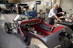 Morgan Factory Visit - 38 | Flickr - Photo Sharing!