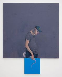 Michael Kvium - November Painting, 2013