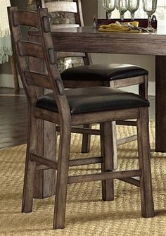 Progressive Furniture Boulder Creek Counter Height Dining Chair