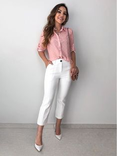 Ideas Medical Office Attire Outfits Business Casual For 2019 Business Casual Outfits, Classy Outfits, Trendy Outfits, Fashion Outfits, Fashion Trends, Office Outfits, Womens Fashion, Business Attire, Office Attire Women Casual