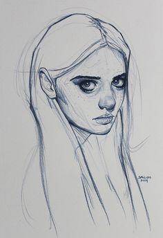 """""""23"""" sketch"""
