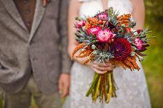Fall wedding bouquet. Michigan fall favorites wedding inspiration. Amanda Dumouchelle Photography.