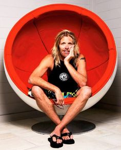 Taylor Hawkins NEW PIC. Mar 2015. Love him!