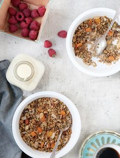 Apricot Pistachio Granola. Photo: Clare Barboza
