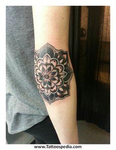 Tattoo Designs For Men Elbow 1 - Tattoospedia
