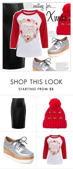 """""""Waiting for Xmas"""" by mycherryblossom on Polyvore"""