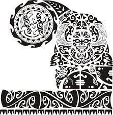Resultado de imagem para tattoo maori na costa