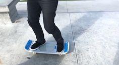 Braille Skateboarding testet ein Brett aus Lego-Steinen  Hunderte Sets hat Lego schon veröffentlicht, außerdem gibt es kaum etwas, was die Fans der dänischen Steine noch nicht gebaut haben. In der Reihe...