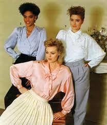 Resultado de imagem para fashion 1980