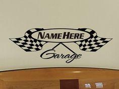 Personalized Garage